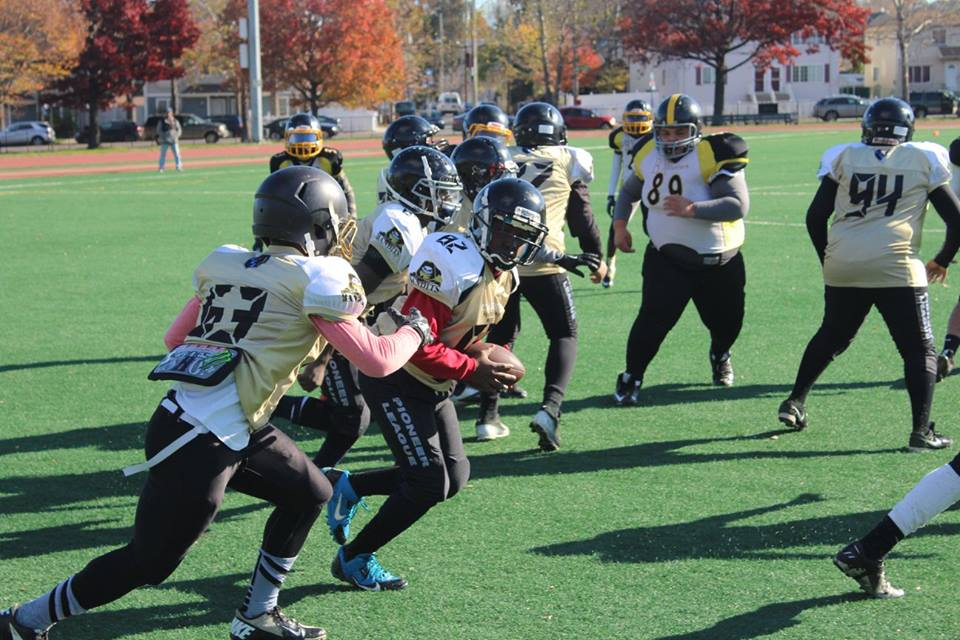 Staten Island Pee Wee Football League